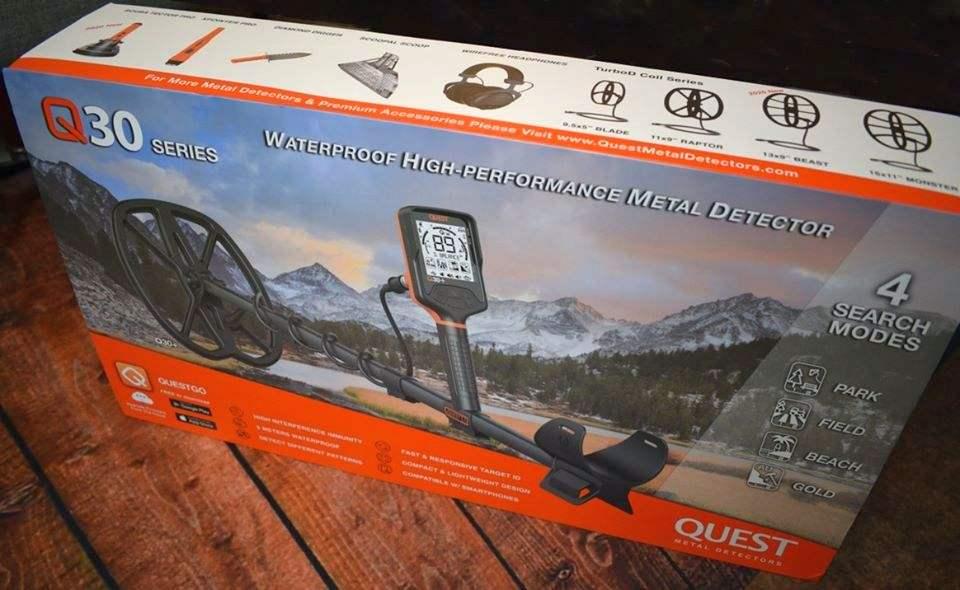 Quest Q30+