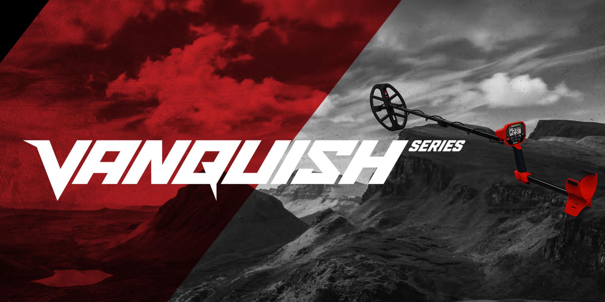 Металлоискатели Vanquish series
